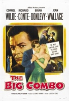 The Big Combo movie poster (1955) picture MOV_1669be35