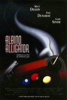Albino Alligator movie poster (1996) picture MOV_16704af8