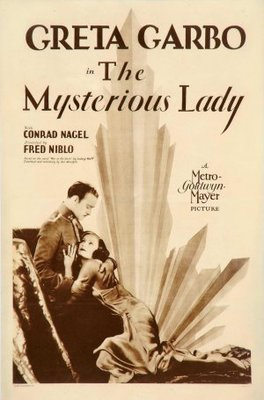 The Mysterious Lady movie poster (1928) poster MOV_1677ee8f