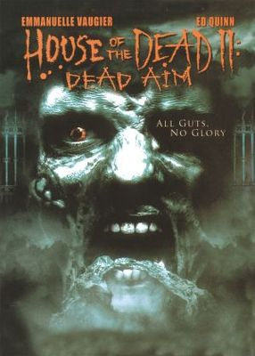 House Of The Dead 2 movie poster (2006) poster MOV_167bbd6f