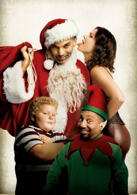 Bad Santa movie poster (2003) poster MOV_167c2ee1