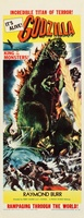 Godzilla, King of the Monsters! movie poster (1956) picture MOV_168aa0b0