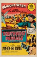 Southwest Passage movie poster (1954) picture MOV_168be23f
