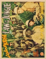 Law of the Jungle movie poster (1942) picture MOV_168ef054