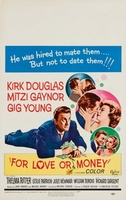 For Love or Money movie poster (1963) picture MOV_168f4667