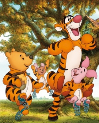The Tigger Movie movie poster (2000) poster MOV_1691e748