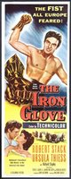 The Iron Glove movie poster (1954) picture MOV_16955f67