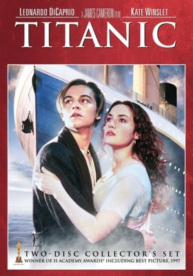 Titanic movie poster (1997) poster MOV_16a063ff