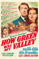 How Green Was My Valley movie poster (1941) picture MOV_16a2739c