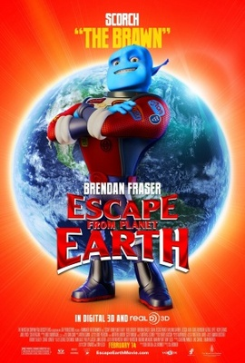 Escape from Planet Earth movie poster (2013) poster MOV_16a495ea