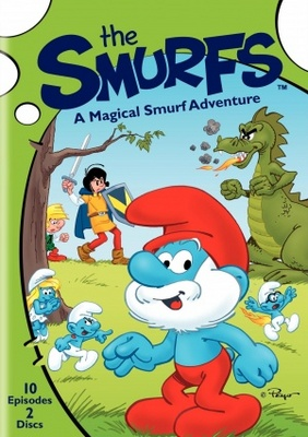 Smurfs movie poster (1981) poster MOV_16a73615