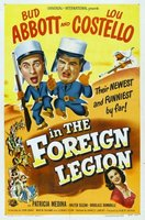 Abbott and Costello in the Foreign Legion movie poster (1950) picture MOV_16ada1a5
