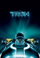 TRON: Legacy movie poster (2010) picture MOV_16ae9d0a