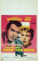 The Man Who Knew Too Much movie poster (1956) picture MOV_16aededf