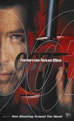 Tomorrow Never Dies movie poster (1997) poster MOV_16b830e6