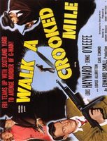 Walk a Crooked Mile movie poster (1948) picture MOV_16bae956