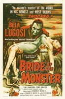 Bride of the Monster movie poster (1955) picture MOV_16bf1fee