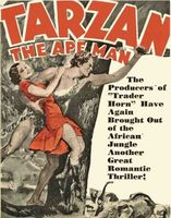 Tarzan the Ape Man movie poster (1932) picture MOV_16c0ef51