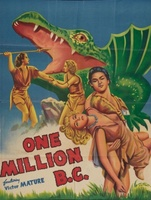 One Million B.C. movie poster (1940) picture MOV_16c41041