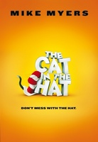 The Cat in the Hat movie poster (2003) picture MOV_16c9f53e