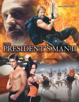 The President's Man 2 movie poster (2002) poster MOV_16ccb2ef