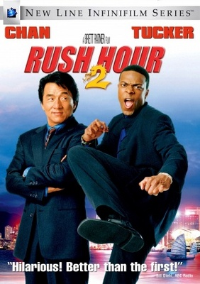 Rush Hour 2 movie poster (2001) poster MOV_16d33a66
