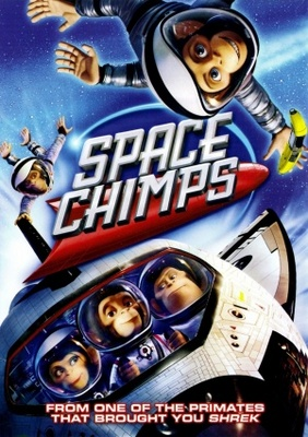 Space Chimps movie poster (2008) poster MOV_16d33ea2