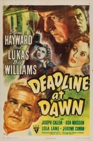 Deadline at Dawn movie poster (1946) picture MOV_16d4a0fb