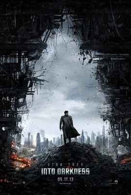 Star Trek Into Darkness movie poster (2013) poster MOV_16d60d83