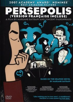 Persepolis movie poster (2007) poster MOV_16db0233