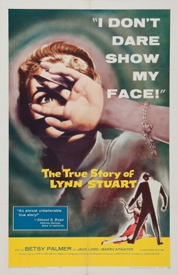The True Story of Lynn Stuart movie poster (1958) poster MOV_16de7e60
