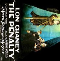 The Penalty movie poster (1920) picture MOV_16e250c3