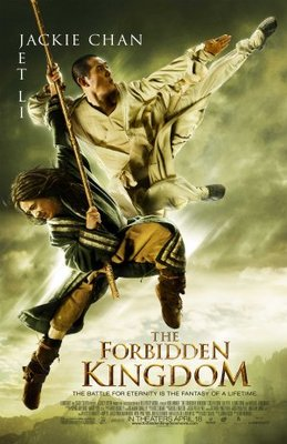 The Forbidden Kingdom movie poster (2008) poster MOV_16ec703d