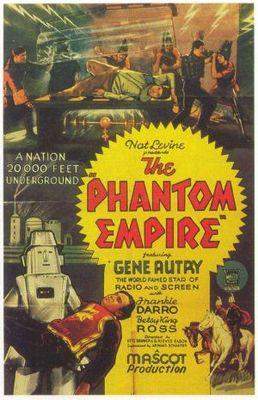 The Phantom Empire movie poster (1935) poster MOV_16f3989a