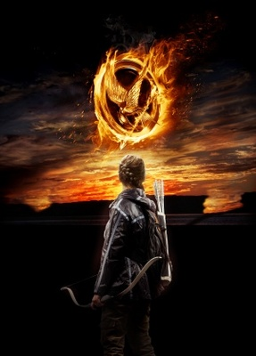 The Hunger Games movie poster (2012) poster MOV_16f74229