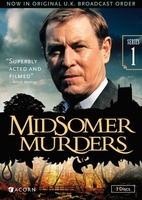 Midsomer Murders movie poster (1997) picture MOV_b4bbdec9