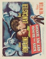 Kiss the Blood Off My Hands movie poster (1948) picture MOV_16f84963