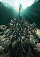 Piranha 3DD movie poster (2012) picture MOV_16fa1bb5