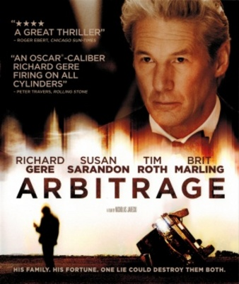 Arbitrage movie poster (2012) poster MOV_16ffec65