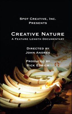 Creative Nature movie poster (2008) poster MOV_17067051