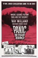 Panic in Year Zero! movie poster (1962) picture MOV_1707553f