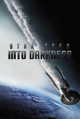 Star Trek Into Darkness movie poster (2013) poster MOV_170b1659