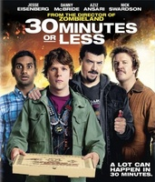 30 Minutes or Less movie poster (2011) picture MOV_170b7788