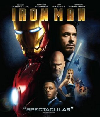 Iron Man movie poster (2008) poster MOV_170e868d