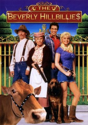 The Beverly Hillbillies movie poster (1993) poster MOV_170e8824