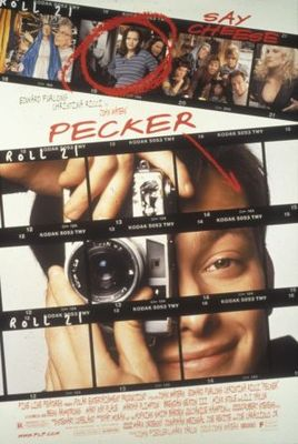 Pecker movie poster (1998) poster MOV_17133099