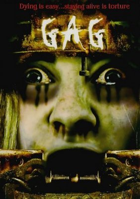 Gag movie poster (2006) poster MOV_17176cf4
