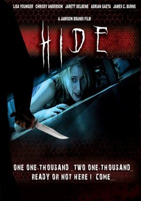 Hide movie poster (2011) poster MOV_171a780a