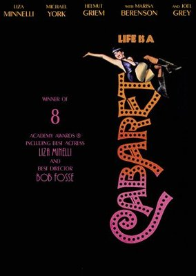 Cabaret movie poster (1972) poster MOV_17260a9e