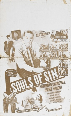 Souls of Sin movie poster (1949) poster MOV_1726a474